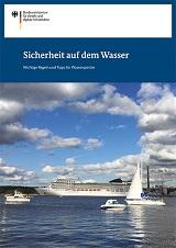 BMVI-Broschüre Sicherheit auf dem Wasser